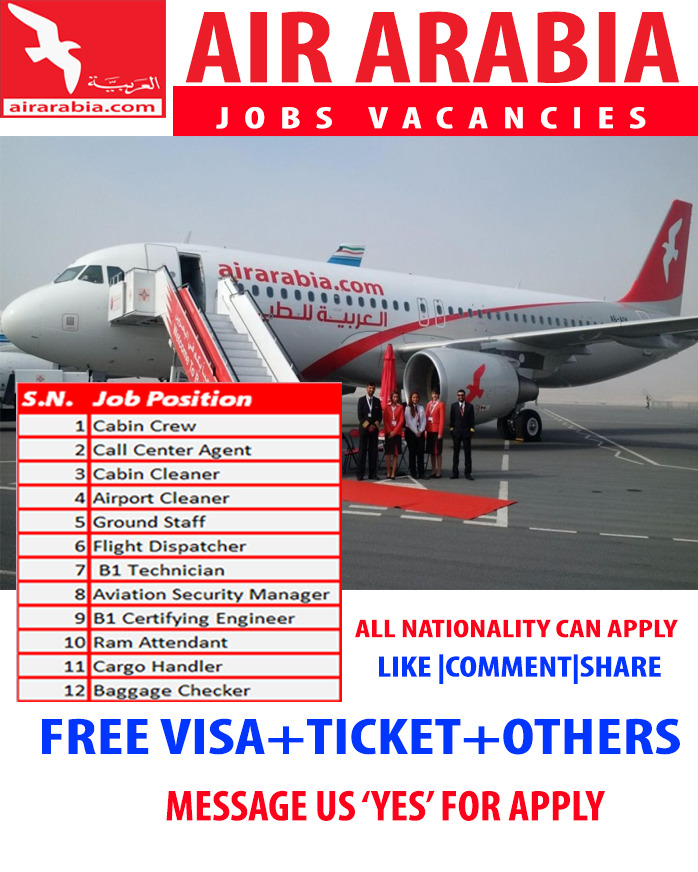 air-arabia-jobs-vacancies-career-opportunity